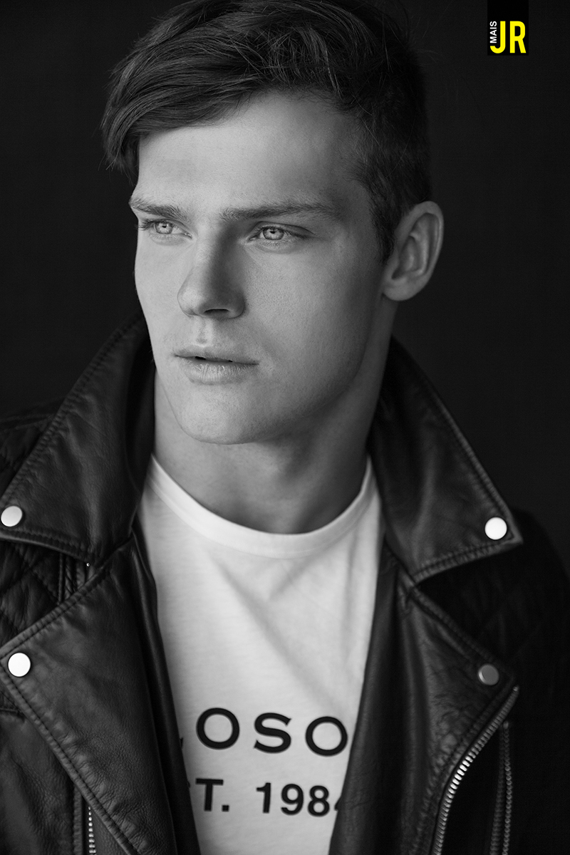 Ben Todd by Lucas Ferrier for Mais Jr 10