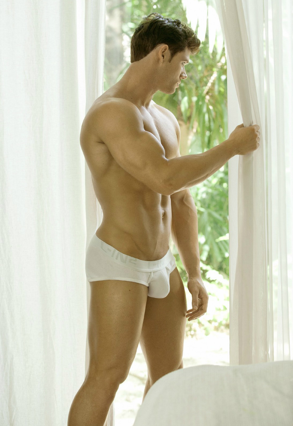 Brian Lewis by David Vance for Dominus Magazine 4