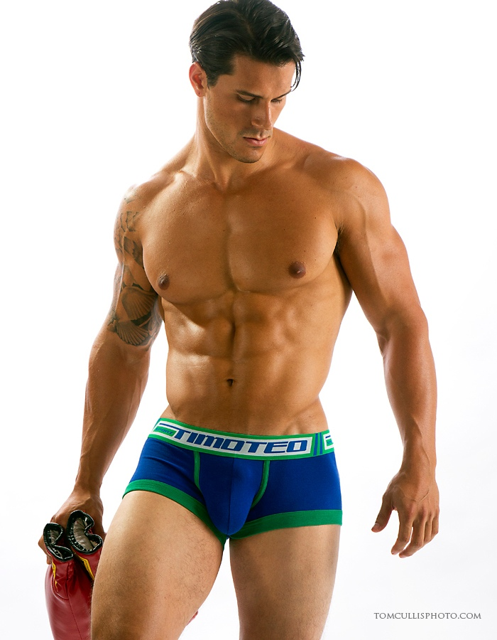Justin James for Timoteo Underwear 2