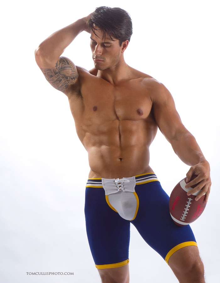 Justin James for Timoteo Underwear 4