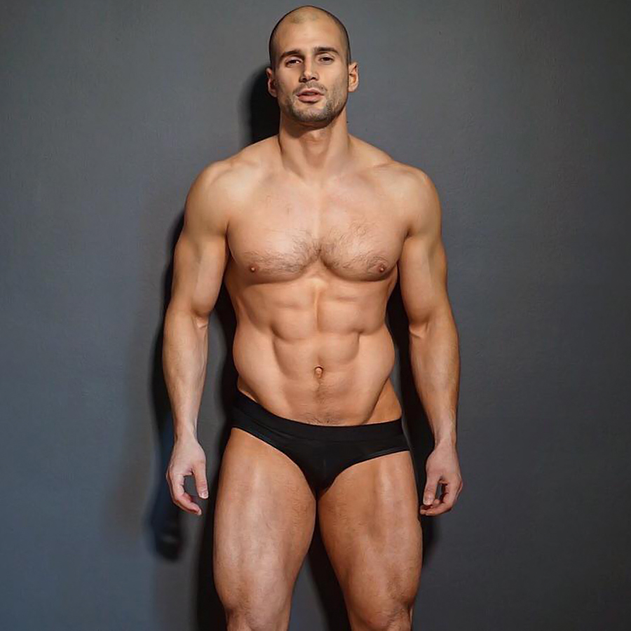 Todd Sanfield Collection 1