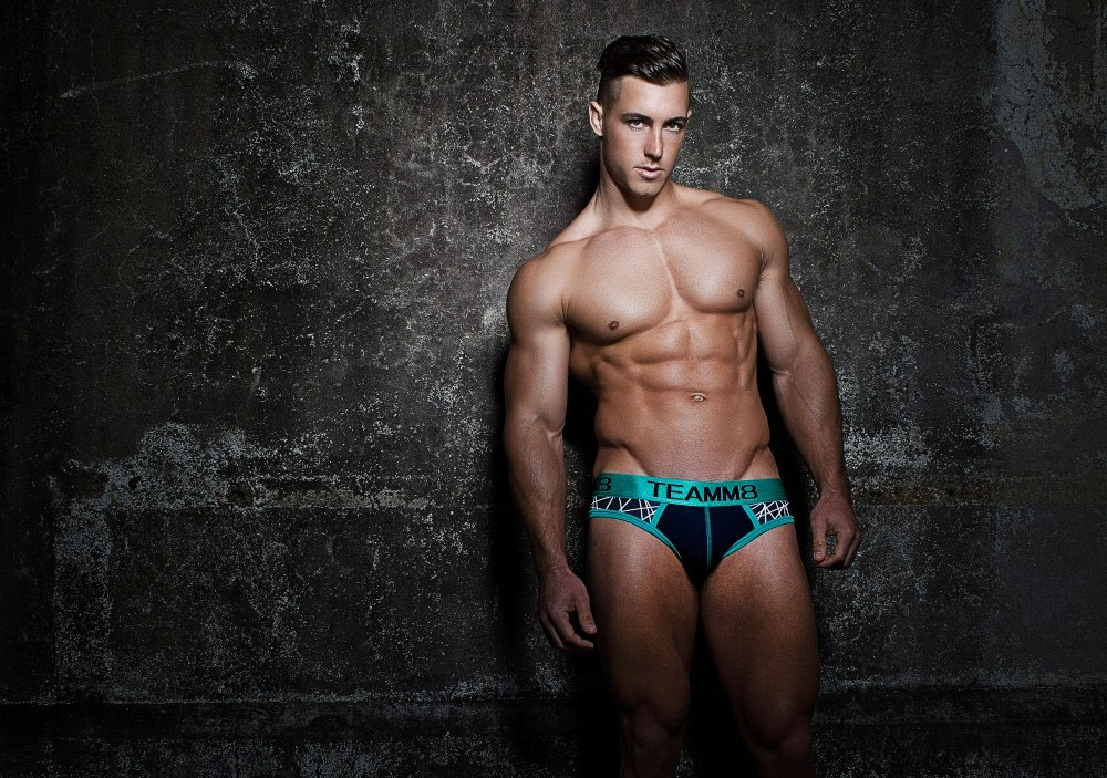 Kayne Lawton for Teamm8 8