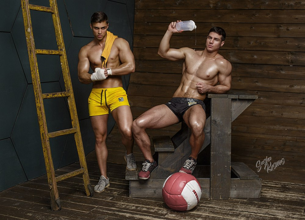 David Lurs Dmitry Averyanov by Sasha Kosmos