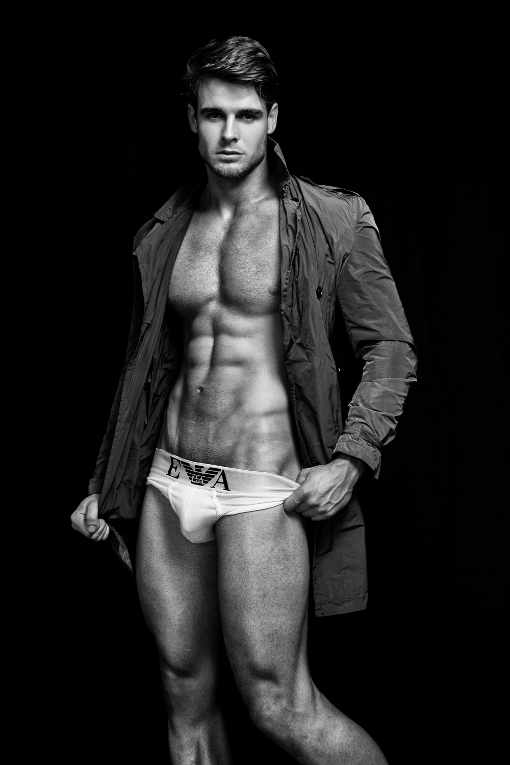 Jack Taylor by Simon Le 12