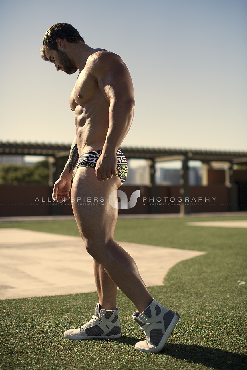 Jake Burton by Allan Spiers 1