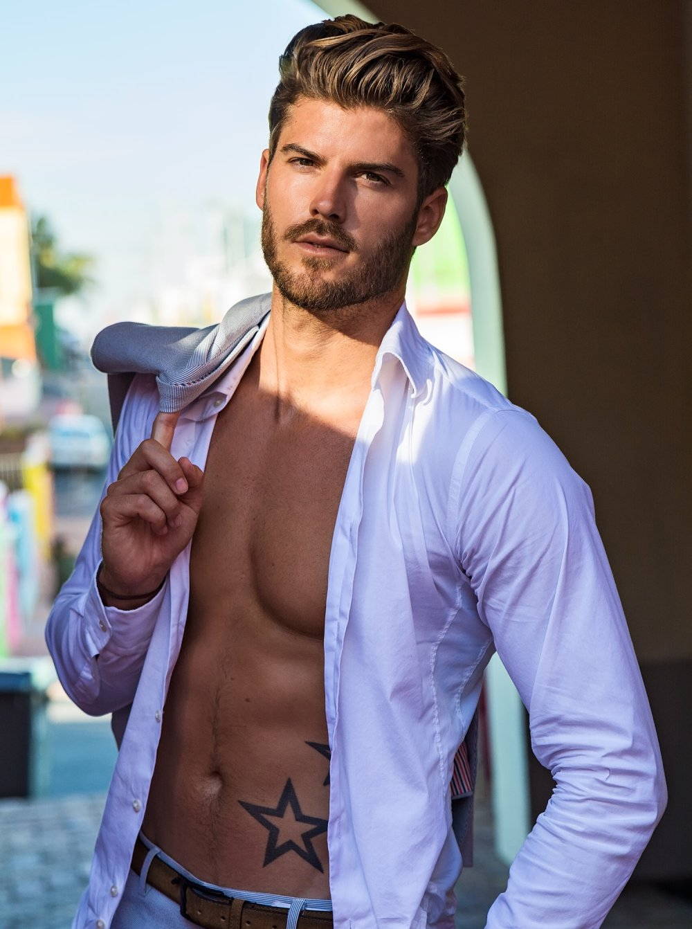 Kevin Lutolf by Tanya Tiffin 2