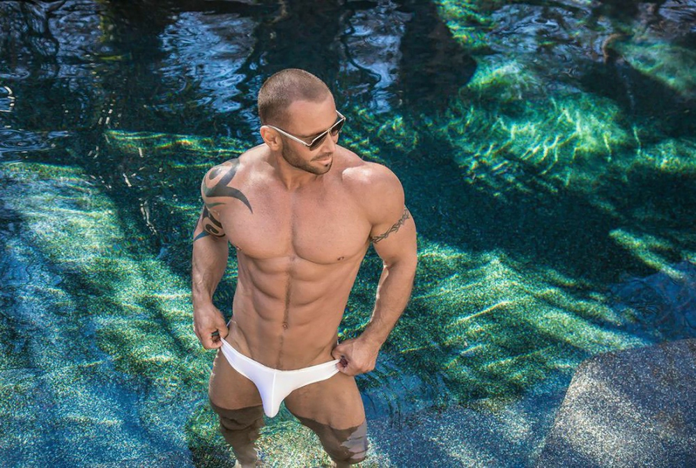 Scott Cullens for Cocksox Swimwear 2015 1