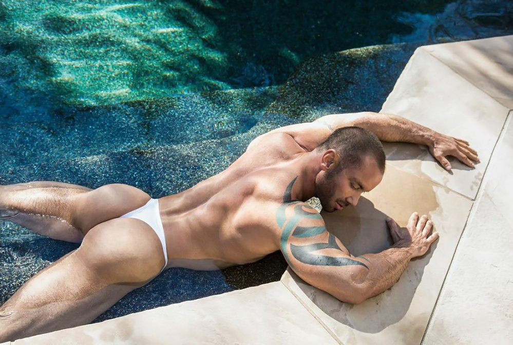 Scott Cullens for Cocksox Swimwear 2015 6