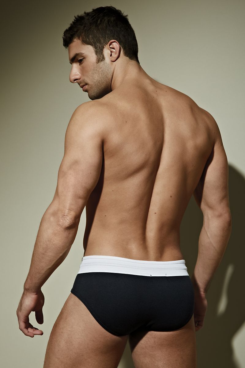 Adam Ayash for Undergear 2013 14