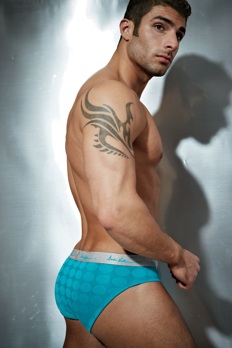 Adam Ayash for Undergear 2013 6