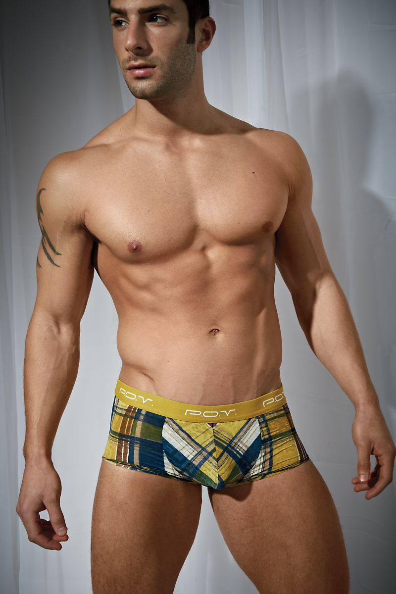 Adam Ayash for Undergear 2013 7