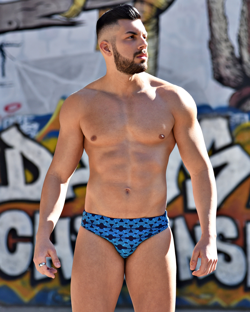 Antonio Raji Latella for WAPO Wear Swimwear 1