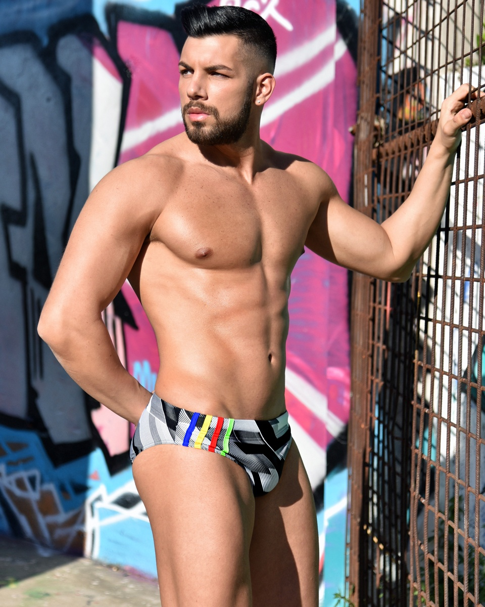 Antonio Raji Latella for WAPO Wear Swimwear 3