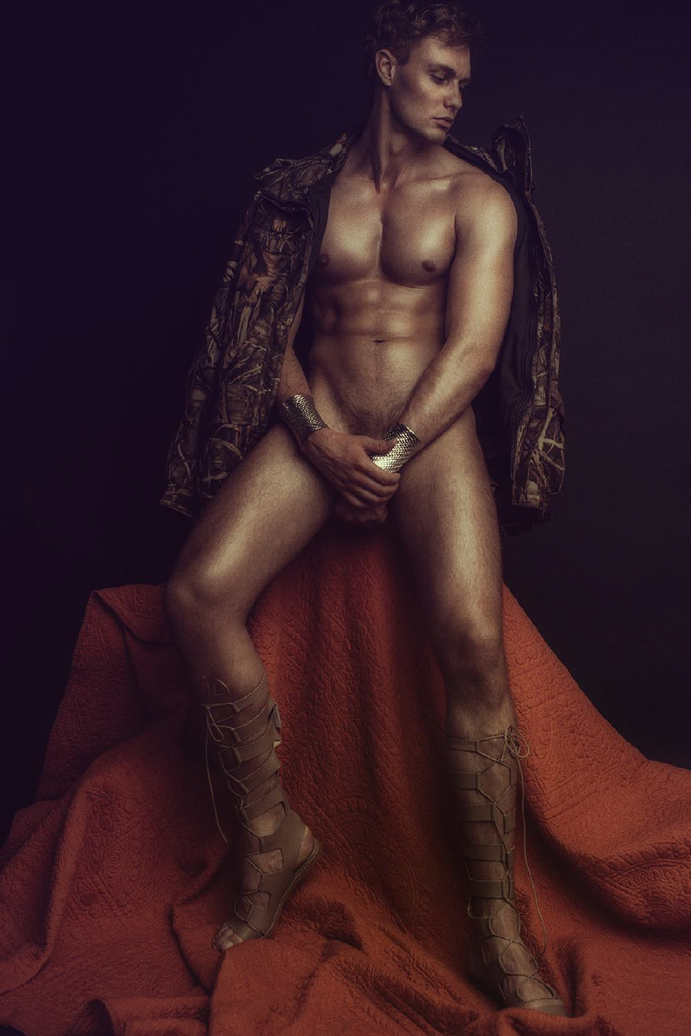 Laurent Marchand for Dominus Magazine 10