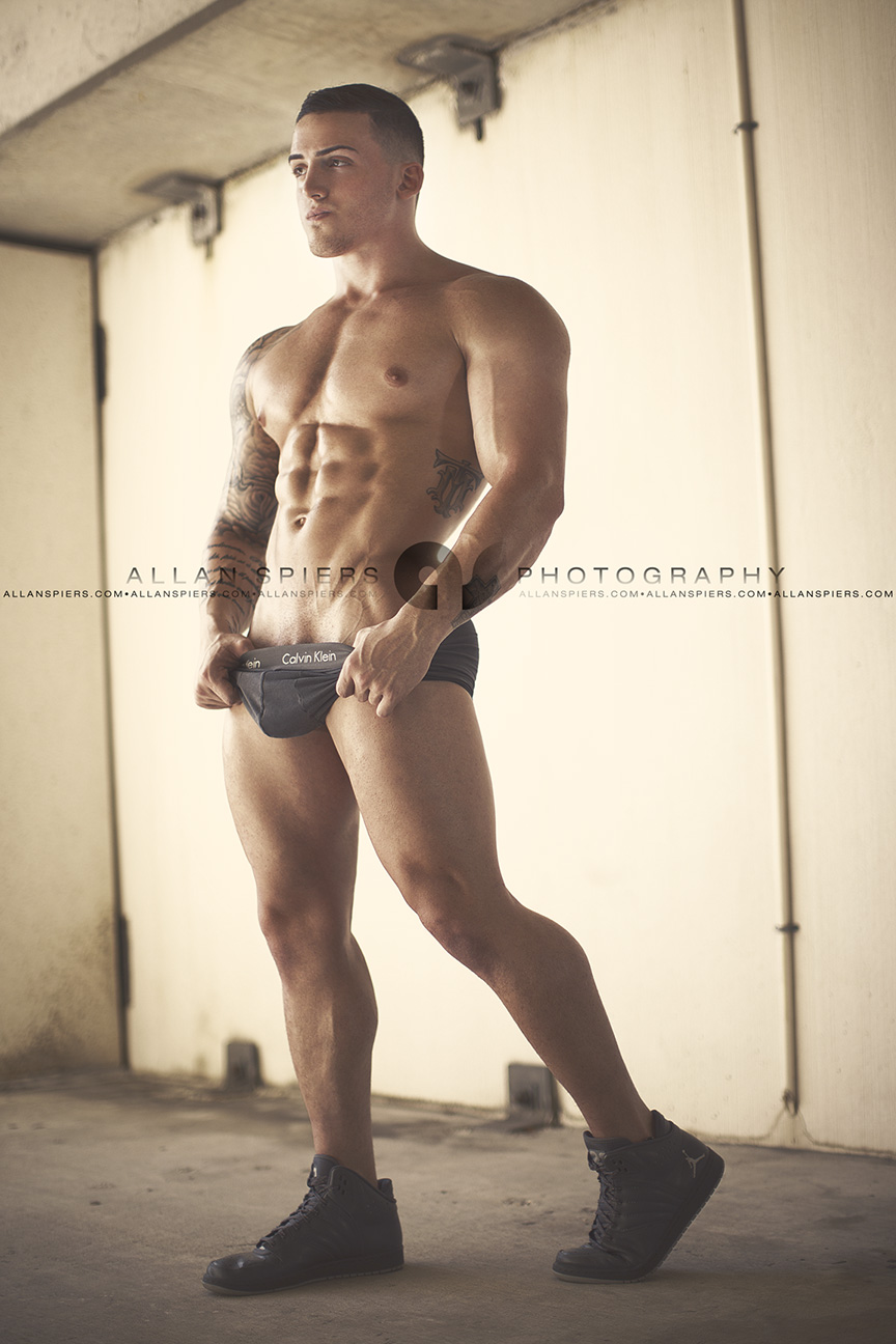 Mike Tiani by Allan Spiers 1