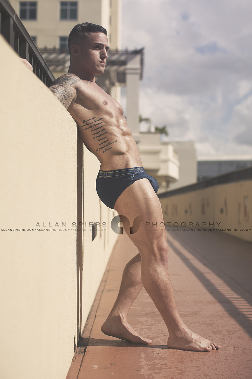Mike Tiani by Allan Spiers 2