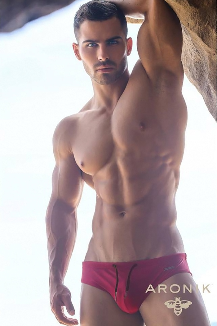 Roman Dawidoff for Aronik Swimwear 1