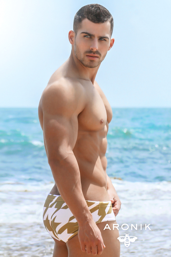 Roman Dawidoff for Aronik Swimwear 6