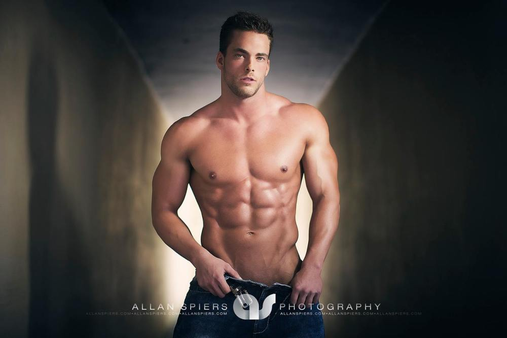Tanner Chidester by Allan Spiers