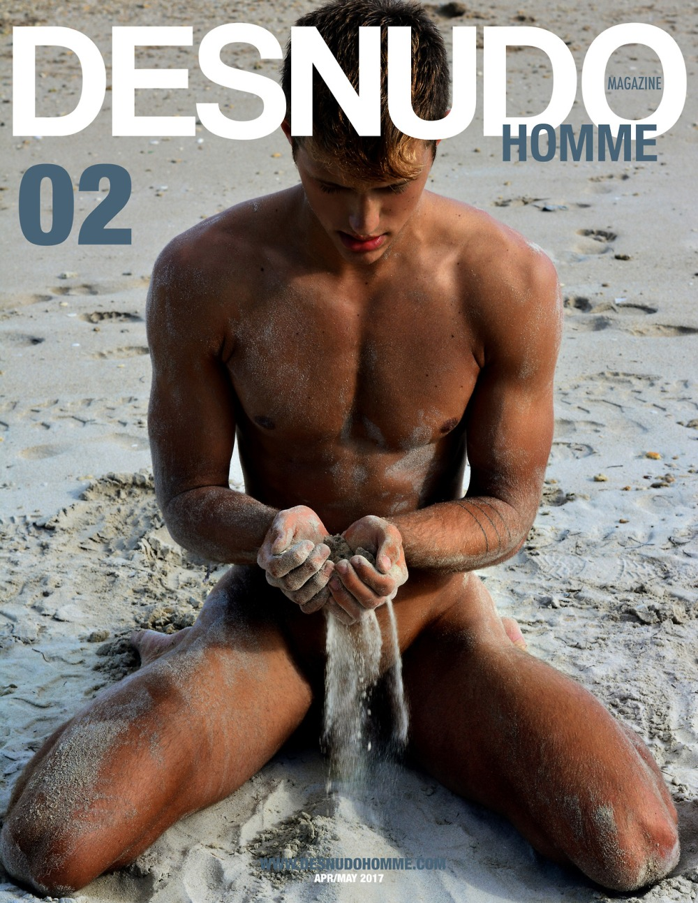 Jacob Dooley for Desnudo Homme