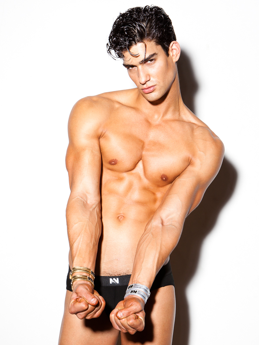 Kaylan Morgan for N2N Bodywear 5