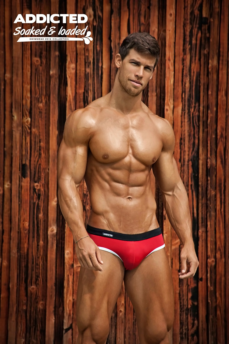 Kris Evans for ADDICTED Soaked & Loaded 1