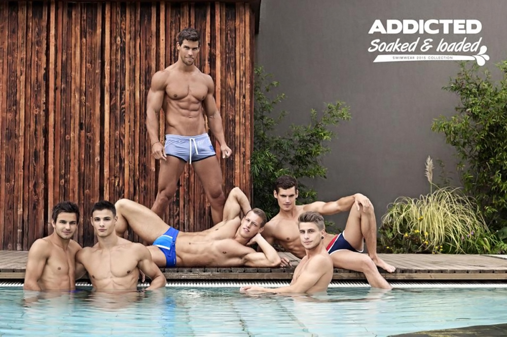 Kris Evans for ADDICTED Soaked & Loaded 4