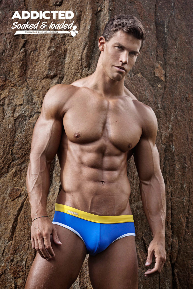Kris Evans for ADDICTED Soaked & Loaded