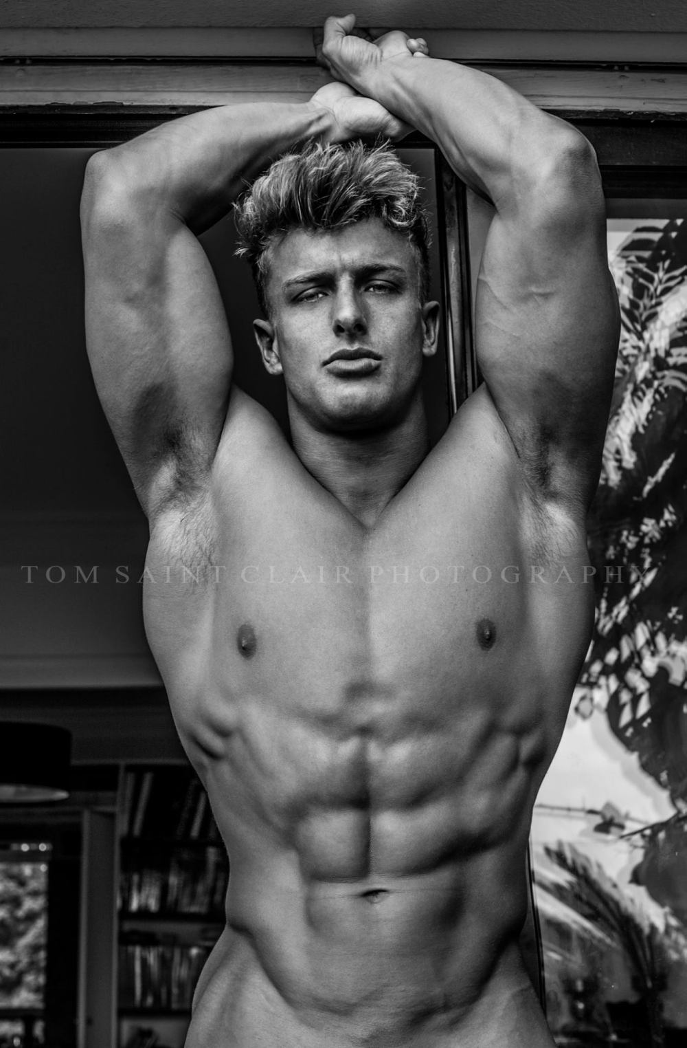 Matthew Vose by Tom Saint Clair