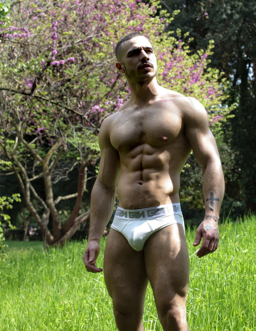 Paolo Bellucci for Garcon Model 3