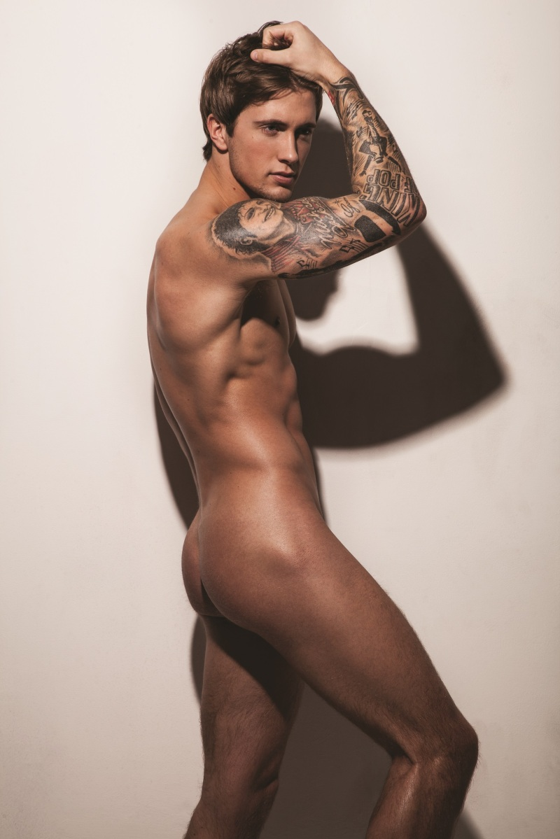 Dan Osborne for Attitude Magazine