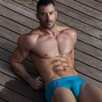 Jonathan Guijarro for CODE 22 Swimwear