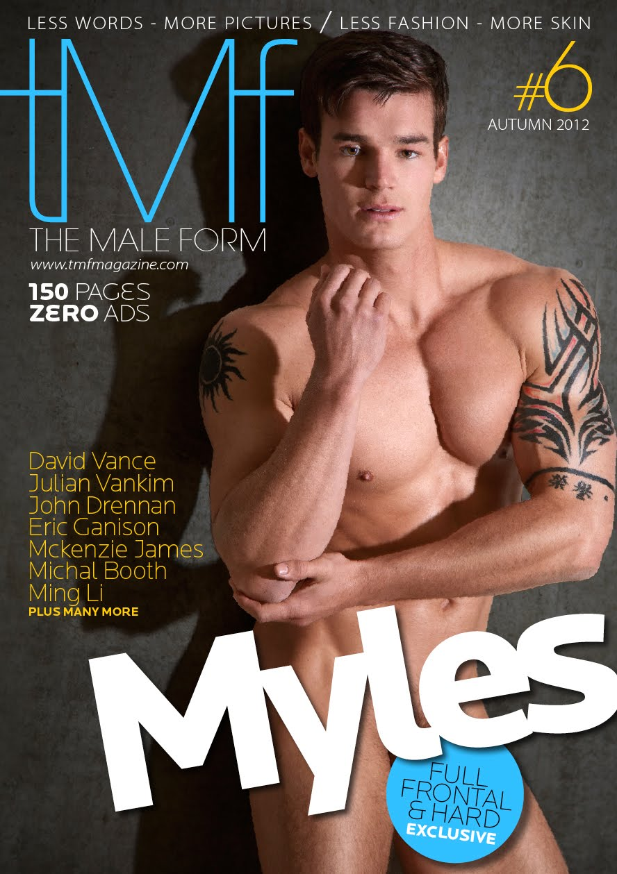 Myles Leask for tmf Magazine