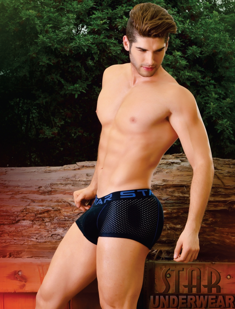 Renzo Molinari for Star Underwear