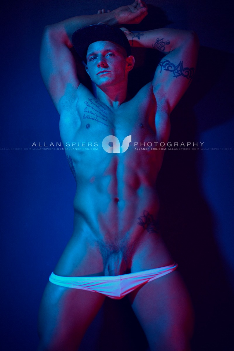 Brandon English by Allan Spiers