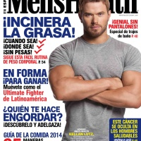 Kellan Lutz for Men's Health Mexico