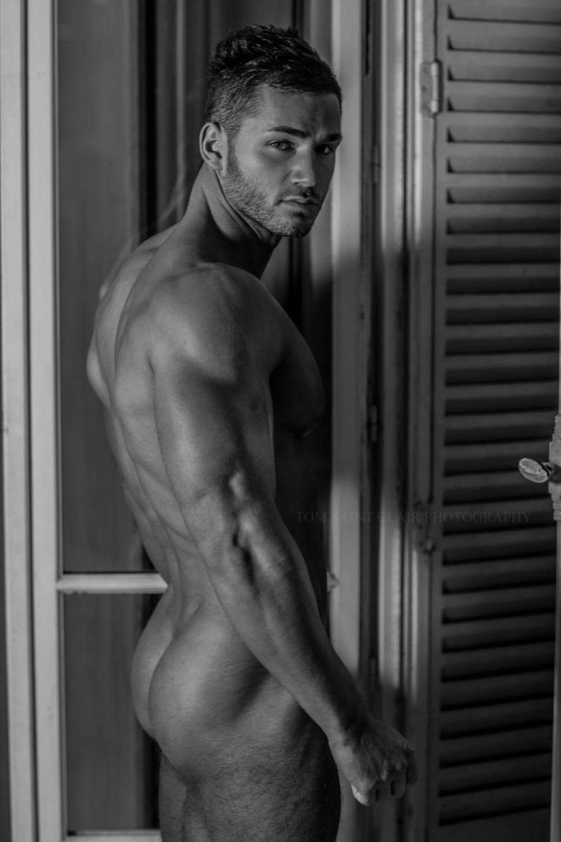 Nicolas Gomez by Tom Saint Clair