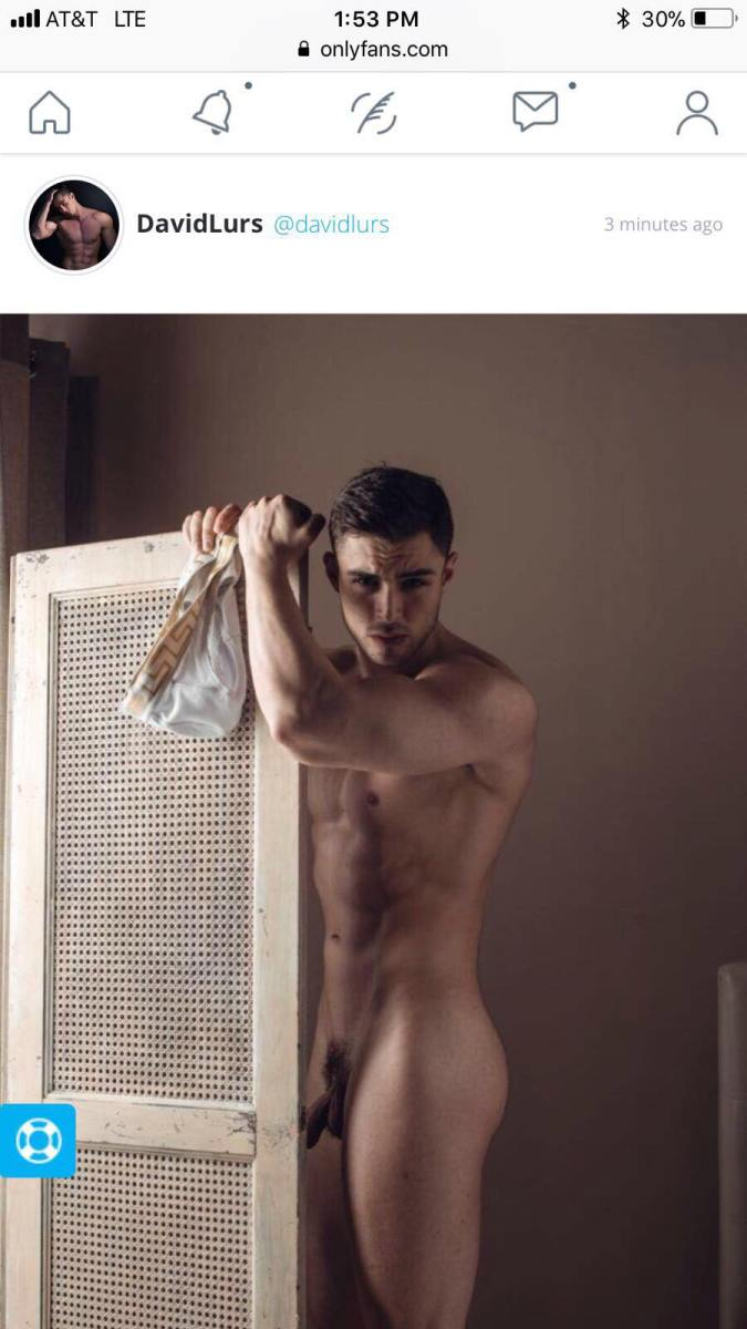 David Lurs on Onlyfans