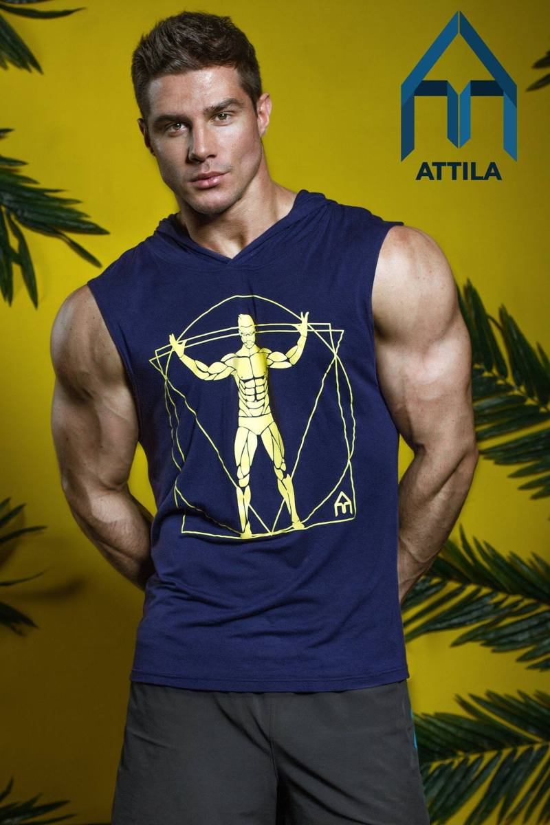 Dmitry Averyanov for Apparel by Attila