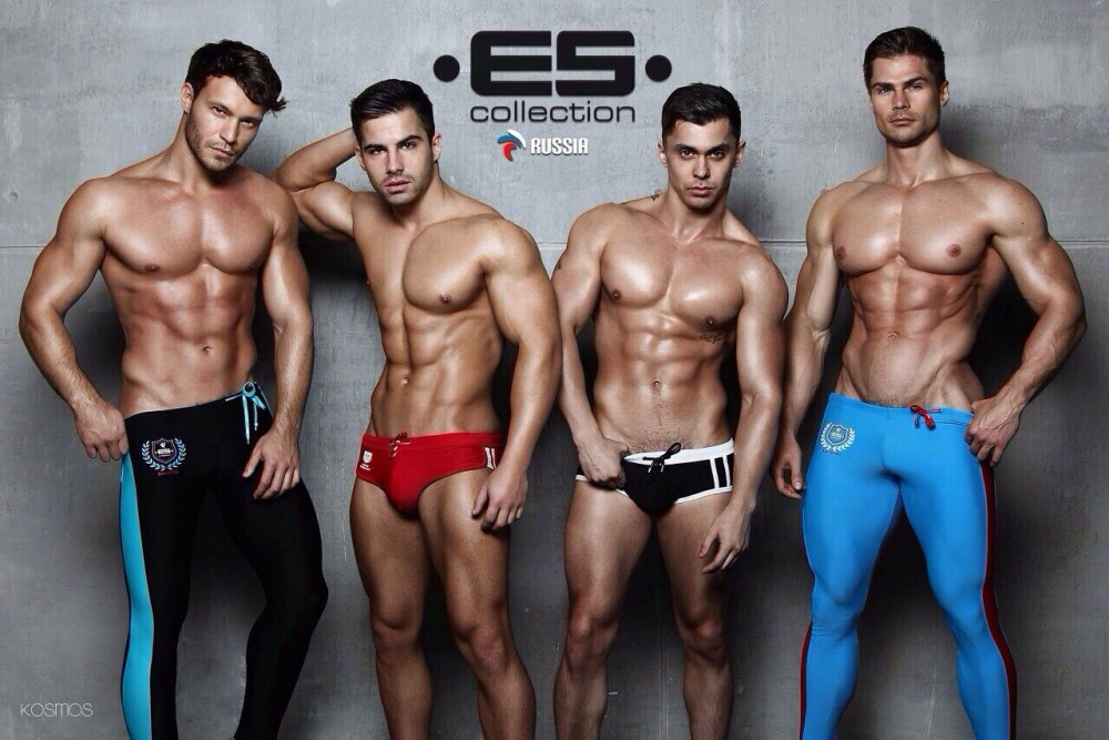 Roman Dawidoff and Denis Gusev for ES Collection 02