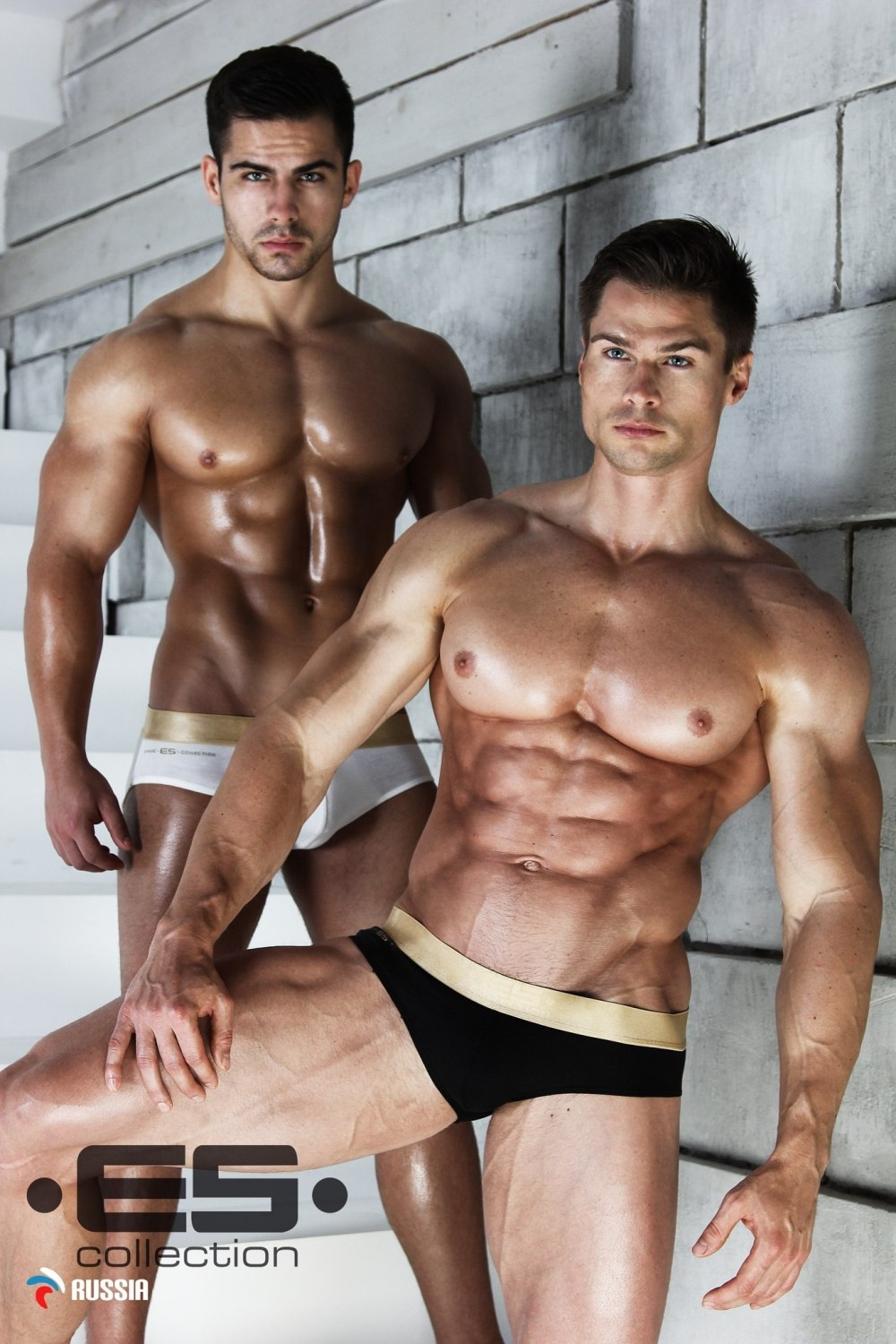 Roman Dawidoff and Denis Gusev for ES Collection 1