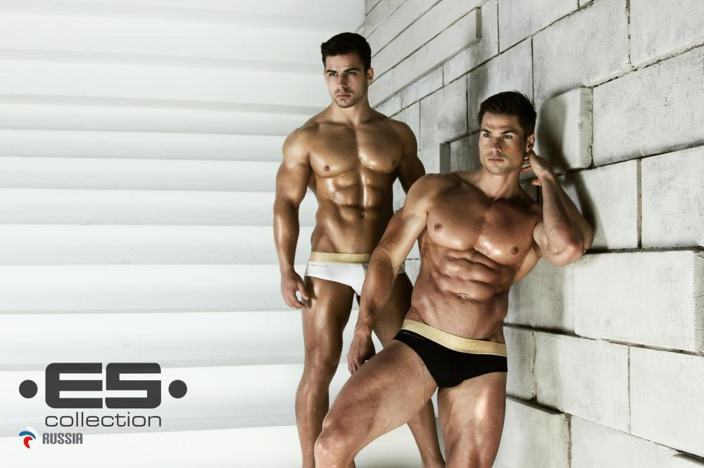Roman Dawidoff and Denis Gusev for ES Collection