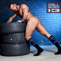 Denis Vega for CellBlock 13