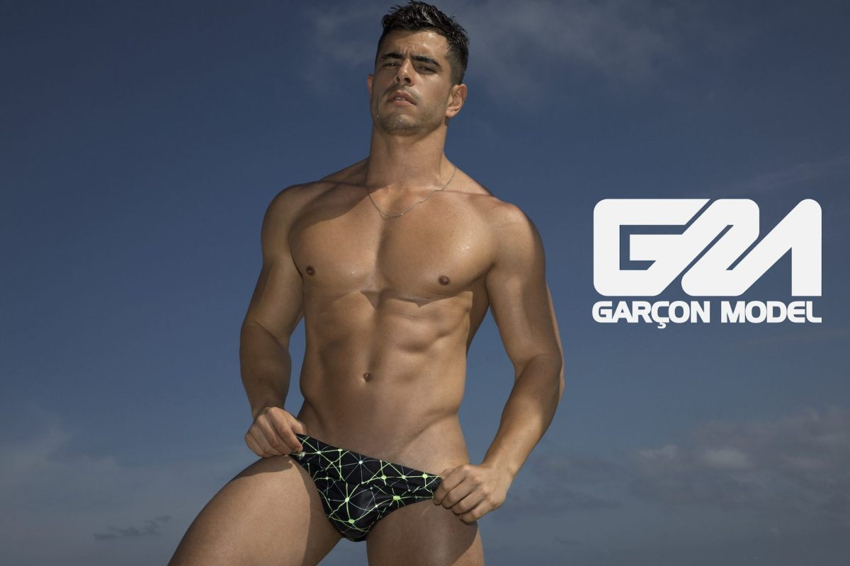 Ignacio Pérez Rey for Garçon Model