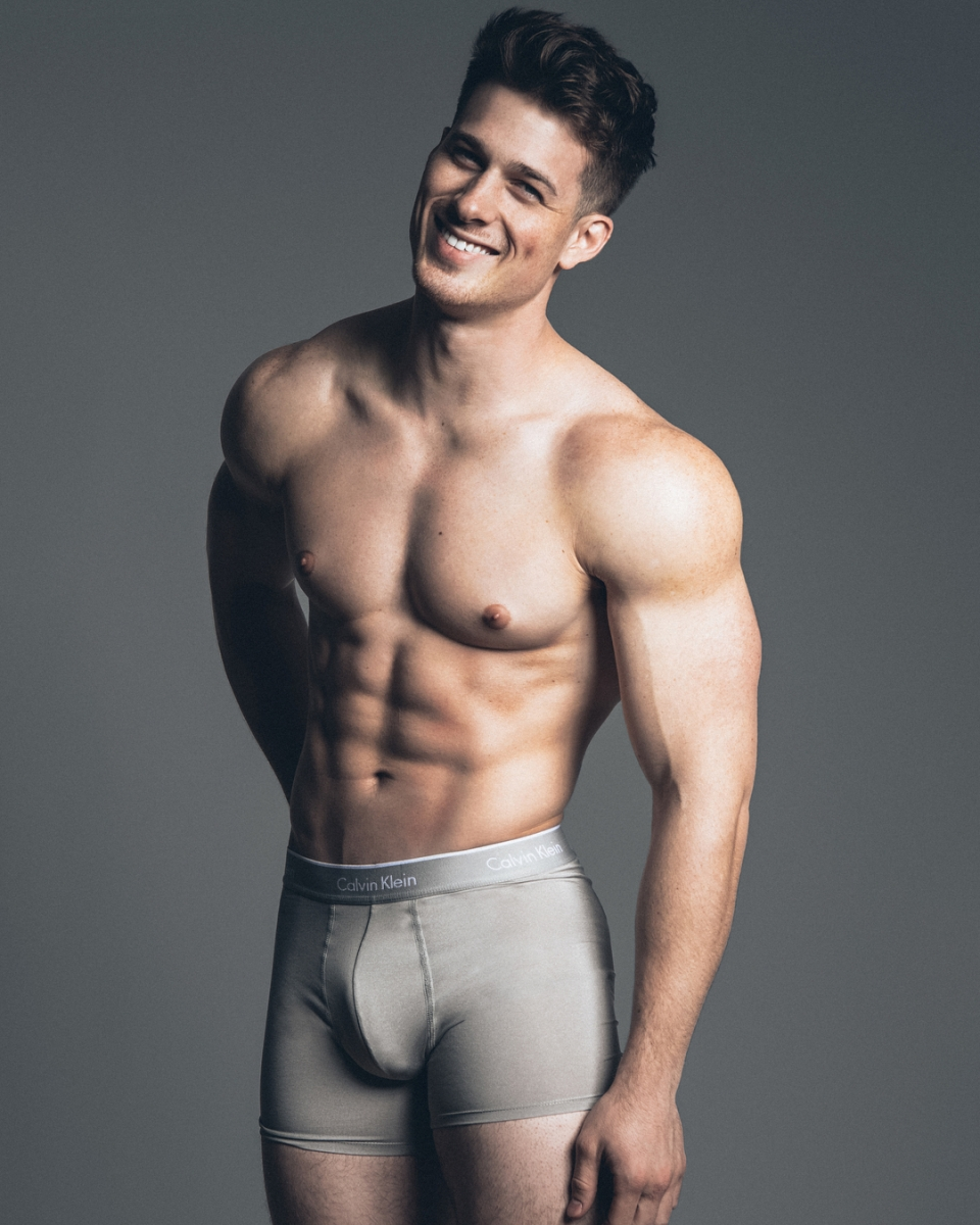 Nick Sandell by Brian Jamie