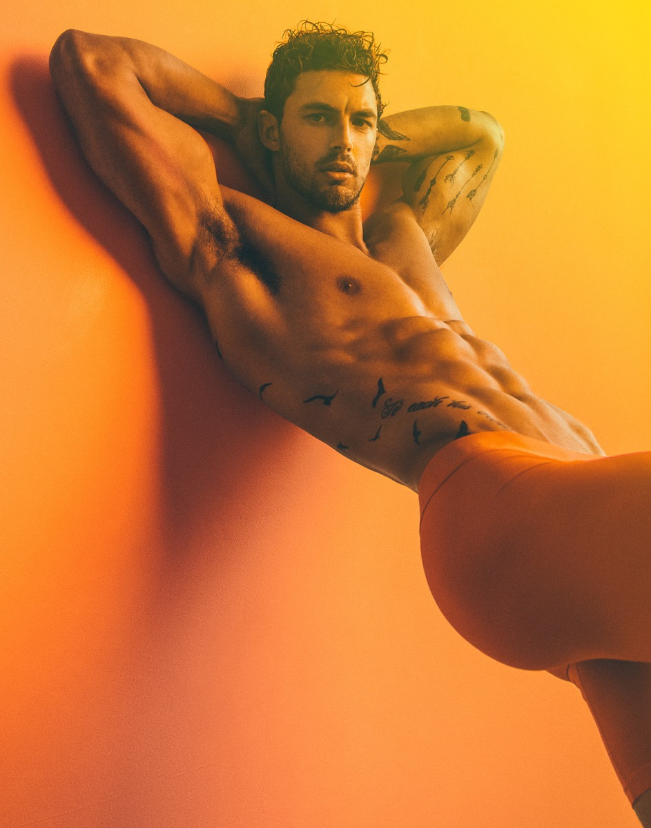 Christian Hogue by Brian Jamie